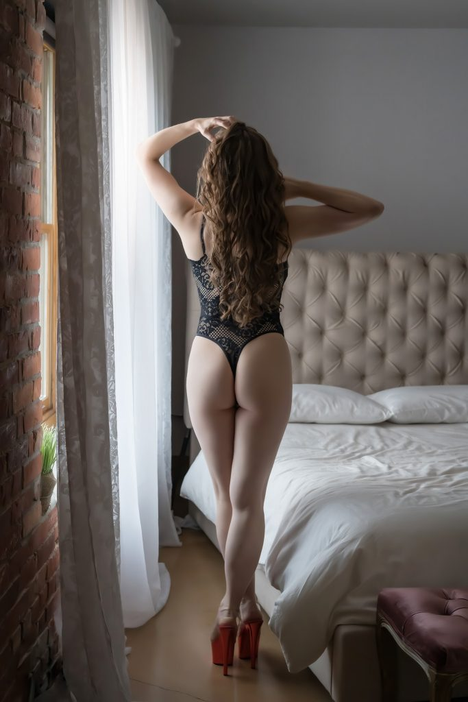 Boudoir shoot in Victoria BC.