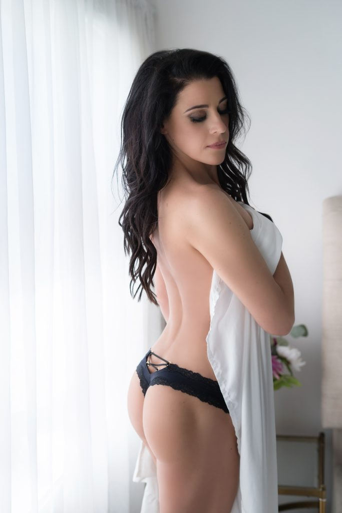 Sexy Victoria BC Boudoir