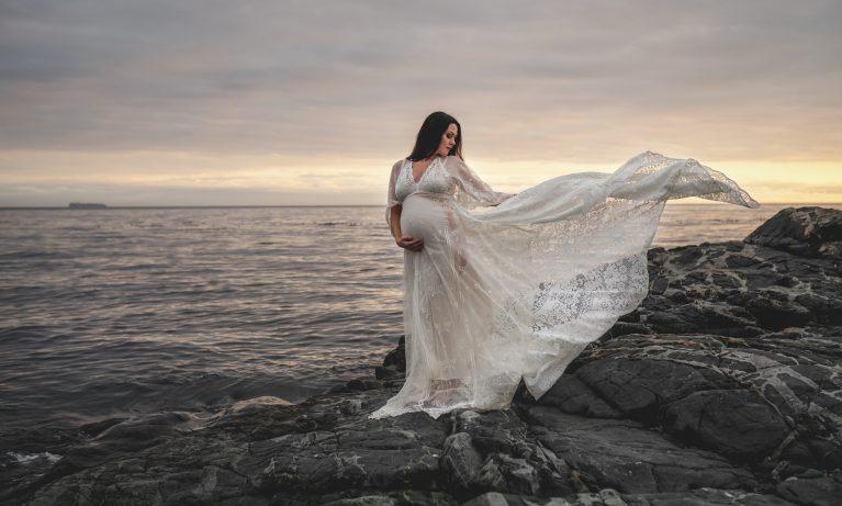Victoria BC Maternity Session